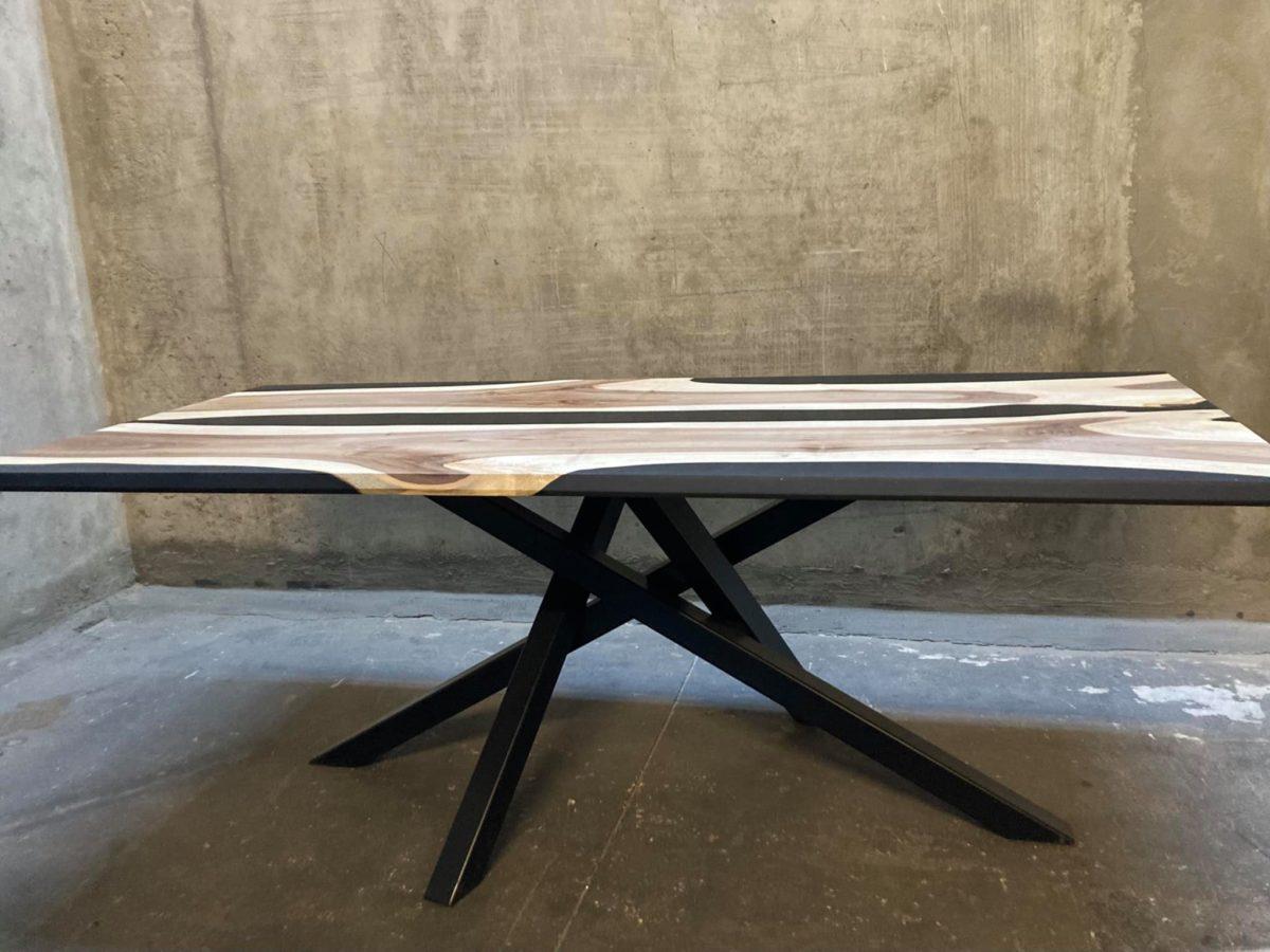 TABLE RESINE EPOXY